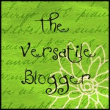 Oh Wow! The Versatile Blogger Award
